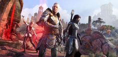 'The Elder Scrolls Online' Is Free To Play For A Week On PlayStation 4, PC
