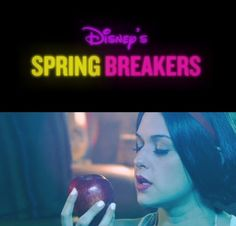 "Hilarious! The Disney Princesses get NSFW in this ""Spring Breakers"" parody."