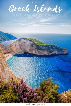 The Best Greek Islands for a Springtime Holiday