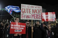 In its dealings with Greece, Berlin shows it has forgotten the fiscal lessons of its postwar past. Socialism, The Washington Post, Greece, Past, Germany, Postwar, Europe, Learning, Berlin