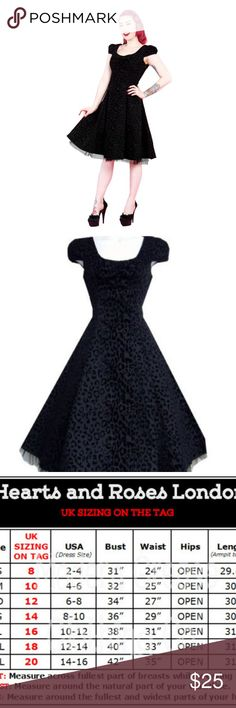 92f3b3091b0a Solid Black Velvet Leopard Print Vintage style This Dress features the  Black on Black Leopard Print