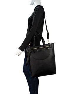 Estarer Women Large Handbag with Purse PU Leather Tote Black Shoulder Bag   Amazon.co af10e6e91b2c2