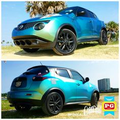 Oh that FLIP FLOP though..... Nissan Juke wrapped Lapis Blue chameleon color change film with satin black roof and trim. Finally got some nice pics on beautiful day and on the beach! #pgnola, #paintisdead, #layednotsprayed, #paintwrap, #colorchange, #colorshift, #hexisusa, #chameleonvinyl, #chameleon, #lapisblue, #flipflop, #idwrapthat, #wrapcity, #wrappedworld, #wrapchannel, #satinwrap, #satinblack, #glosswrap, #chemicalguys, #nola, #stc2014, #stc, #scrapinthecoast, #biloxi, #nissan, #juke,
