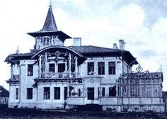 Russian Architecture, Harbin, Russian Style, Art Nouveau, Louvre, Mansions, House Styles, Building, Travel