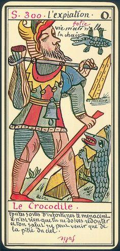 The Grand Belline Tarot names the Fool by name Clowns, Vintage Tarot Cards, Tarot Major Arcana, Cartomancy, Tarot Readers, Tarot Decks, Archetypes, Deck Of Cards, Occult