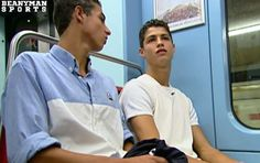 Rare Footage Of A 16 Year Old Cristiano Ronaldo When He Was At Sporting Lisbon