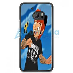 Peter Pan And Tinkerbell With Tattoo HTC One M10 Case | armeyla.com