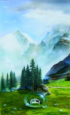 Hintergebirge