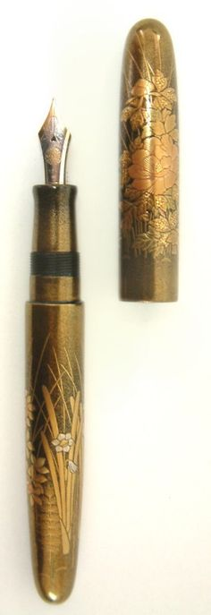 NAKAYA Fountain Pen, Japan .........  I WILL WRITE A LETTER......................