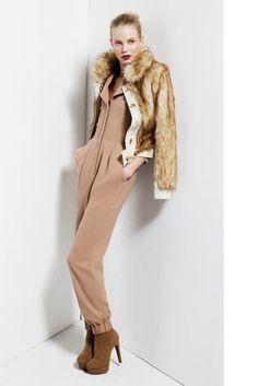 Rachel Zoe Fall 2011 Ready-to-Wear Fashion Show Collection
