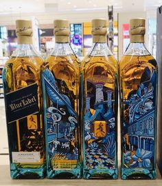 Cigars And Whiskey, Whiskey Bottle, Label, Bar, Design