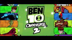 ben ten omniverse 2 GAMEPLAY -PART1