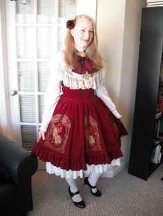 You can be an elegant Lolita no matter what your age! :D Super inspiring!!