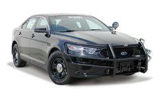 2013 Ford Interceptor Sedan Push Bumper