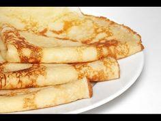 طريقة عمل عجينة الكريب فى المنزل - YouTube Breakfast Crepes, Low Carb Breakfast, Protein Crepes Recipe, Mangonada Recipe, Gourmet Recipes, Low Carb Recipes, Crepe Vegan, Low Carb Crepe, Vegetarian