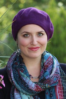 Brigette Wool Beret. C'est belle! Don't you just love the versatility of a classic beret? This one is soft, simple and seamless, so it's a great hat for cancer patients. 8 Stunning Fall colors!