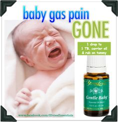 Natural Remedies For Gas And Colic In Babies