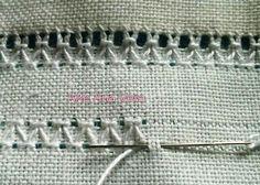 Ajour Hardanger Embroidery, Cross Stitch Embroidery, Types Of Embroidery, Embroidery Patterns, Monks Cloth, Fabric Embellishment, Drawn Thread, Satin Stitch, Pattern Blocks