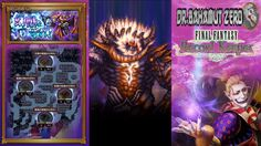 FFRK 幻獣を守れ- 狂気の道化から守れ