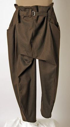 Vivienne Westwood - Trousers 1970s. The Metropolitan Museum Of Art