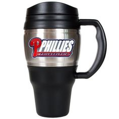 Philadelphia Phillies Travel Mug