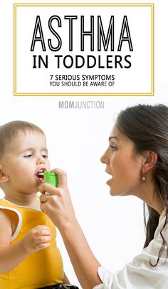 Spotting asthma in toddlers can be really tricky. Understanding its causes, symptoms and treatment can help you prevent or immediately treat this condition. Asthma Relief, Allergy Asthma, Asthma Symptoms, Asthma In Toddlers, Childhood Asthma, Natural Asthma Remedies, Chest Congestion, Baby Health, Top