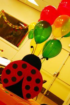 kailei ladybug card box