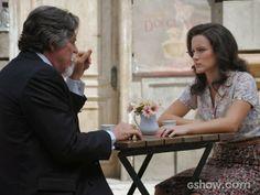 Novelas e Mundo das Celebridades: JOIA RARA: Ernest questiona Amélia: 'Existe alguma...