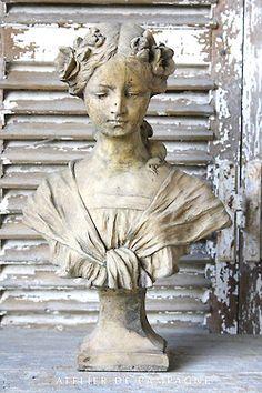 Great vintage bust