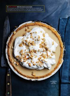 Butterscotch Pie with Curry Crust - Michele Karpé Represents Inc. - Tear-Sheets - 7