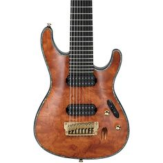 Ibanez Iron Label S Series Six28fdbg 8-string Electric Guitar - http://www.8stringguitar.org/for-sale/ibanez-iron-label-s-series-six28fdbg-8-string-electric-guitar-4/19063/