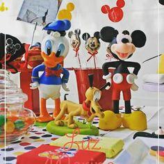 Mickey y sus amor