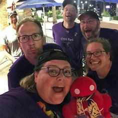 These guys  Thank you @OrlMakerFaire crew volunteers sponsors & Makers for another awesome year!! #MFO2017 #OrlandoMaker #makerfaire #makersgonnamake #makersmovement #makey