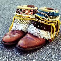 Tuto customiser ses boots