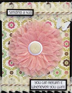 Inky Antics Rubber Stamps - Border and Flower Honey Pop Clear Sets - designed by Michelle Pearson - Inspiration Blooms