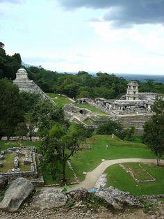 Palenque Mexico [ MexicanConnexionForTile.com ] #mexico #Talavera #handmade