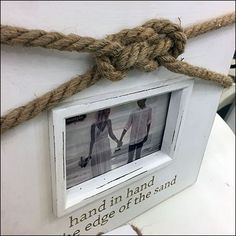 The theme is both outright romantic and shore-based for this Seaside Nautical Knot Rope-Tie Merchandising in far inland in New Jersey. Nautical Knots, Rope Tying, Rope Knots, Visual Merchandising, Display, Tie, Summer, Crafts, Floor Space