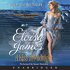 nice A Kiss at Midnight | Eloisa James | AudioBook Free Download