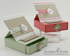 A Stampin' UP demonstrator's blog for the beginner and advanced papercrafter/scrapbooker alike.