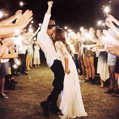 Country wedding & other wedding-related posts ♥