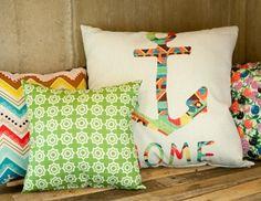 Anchor pillow.