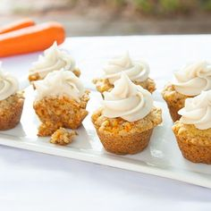 Love carrots as much as Sven? Make these carrot and spice muffin bites inspired by Frozen.
