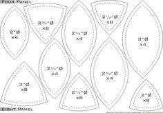 Here is a sewing pattern for juggling balls. I am thinking of making juggling balls for my son.
