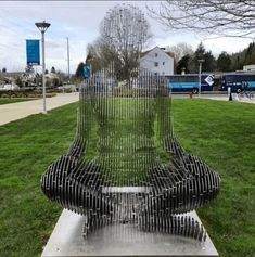 23 Magnificent Sculptures That Took Our Breath Away Michael Jackson, Take Breath Away, Kendall Jenner Photos, Culture Art, Creative Photos, Public Art, Photo Manipulation, Make You Smile, Oeuvre D'art