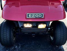 universal golf cart headlights Golf Cart Repair, Car Lights, Golf Carts, Bar Lighting, Cowl, Antique Cars, Led, Vintage Cars, Cowls