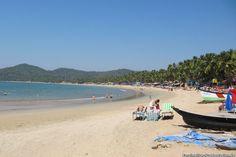 Wer auf seiner Indienreise ein paar Tage Erholung sucht, fährt häufig nach Goa. Am Palolem Beach treffen sich Backpacker und Pauschaltouristen für ein paar ruhige Tage unter Palmen. Lest, ob der Strand für euch das Richtige ist.