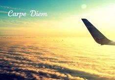 Carpe Diem #travel #quotes