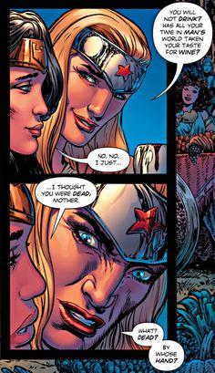 """Hippolyta """"Wonder Woman (2016) #11"""""""