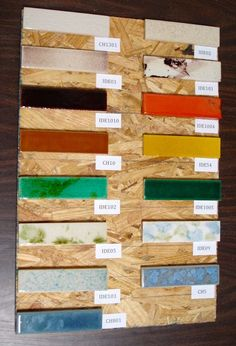 Reproduction tiles for fireplace projects. These are replicas of ...