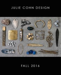 Julie Cohn Design - Fall 2016 Collection